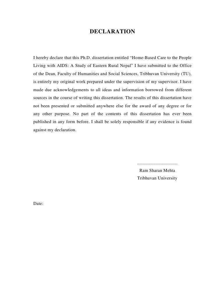 Phd thesis physics latex