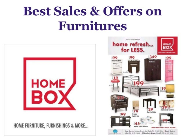 Best Sales & Offers on Furnitures