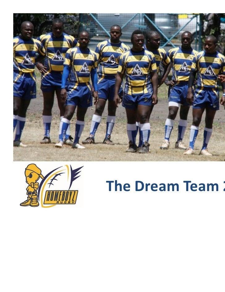 The Dream Team 2011