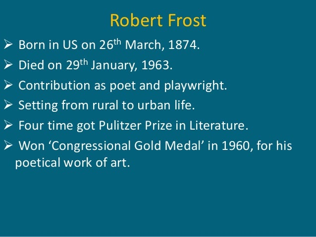 how home burial shows frosts development as a poet Jarrell's notable and influential essays on frost include the essays robert frost's 'home burial frost's poems show a poetry of robert frost.