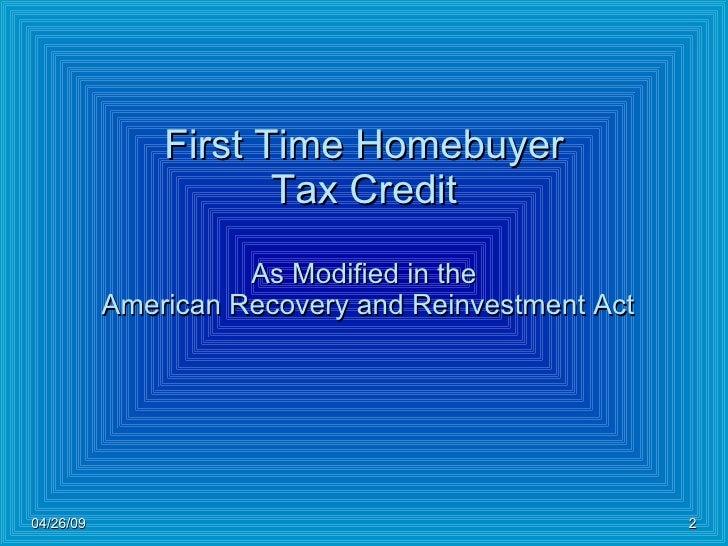 Home Buyer Seminar Presentation