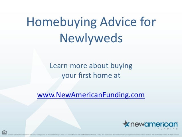 Advice for a newlywed wife 10