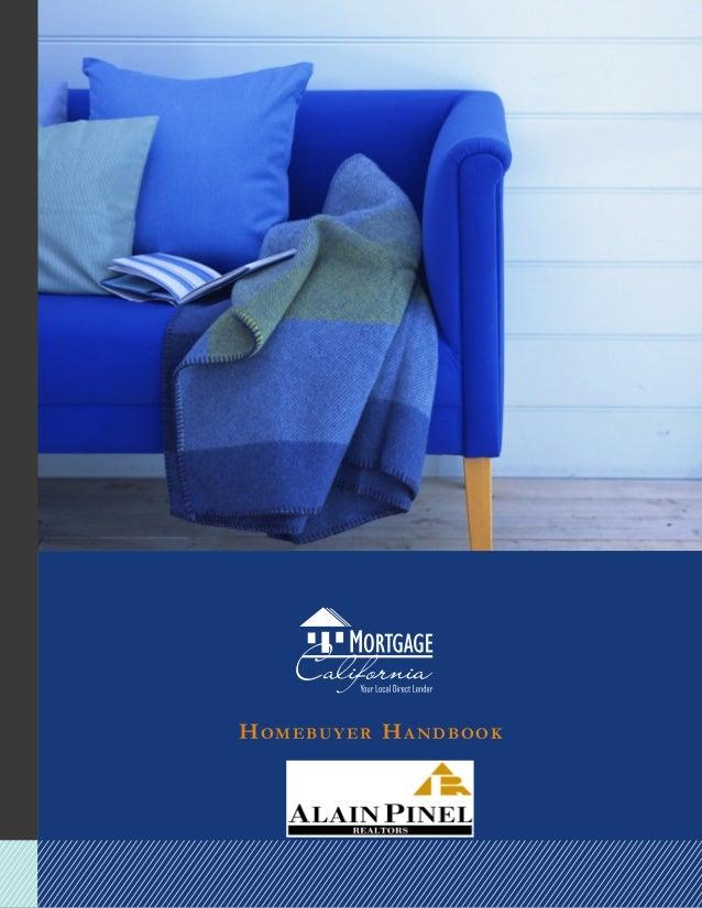 Homebuyer Handbook