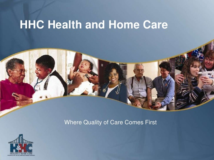 HHC Health and Home Care<br />Where Quality of Care Comes First<br />