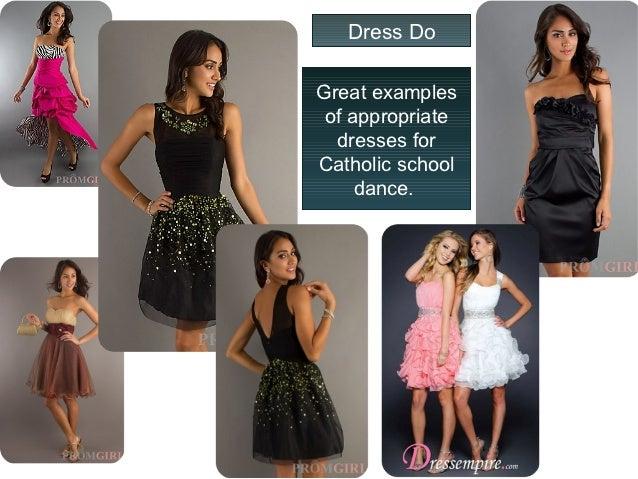 School appropriate prom dresses