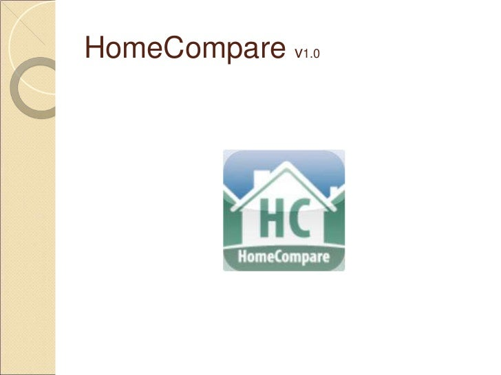 HomeCompare v1.0