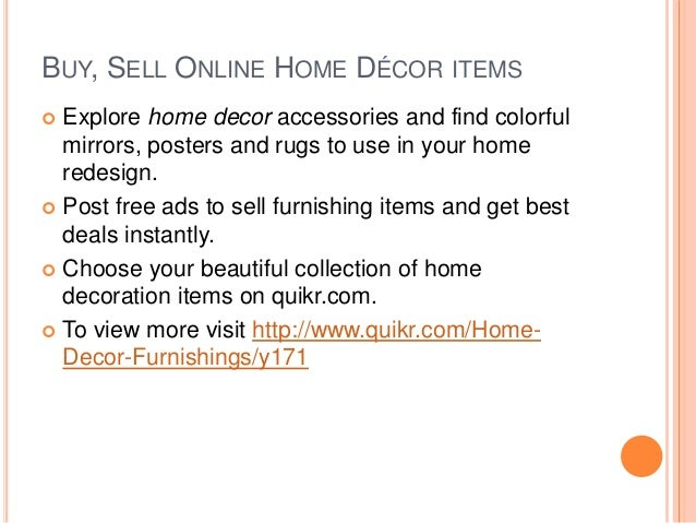 4 Buy Sell Online Home D Cor