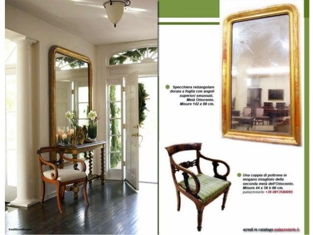 Arredamento contemporaneo e mobili antichi for Arredamento contemporaneo
