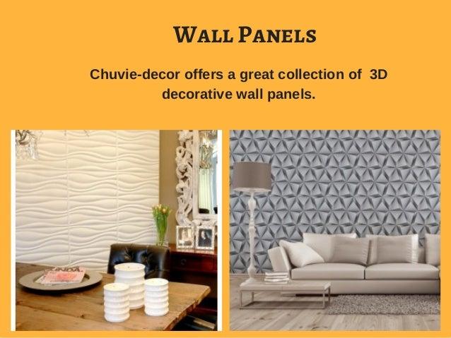 5. Wall Panels Chuvie Decor Offers ...