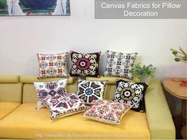 Home Decor Idea With Quality Home Fabrics And Modern Area Rugs