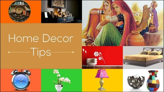 Home Decor Tips