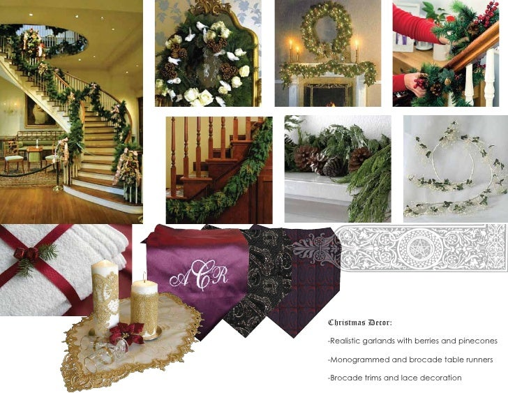14 Christmas Decor