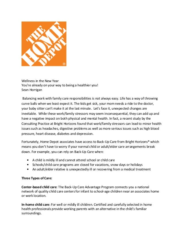home depot new hire communication These posts will make you want to start a new project today homedepotcom  find out how the home depot's petproof carpet not only offers different styles to.