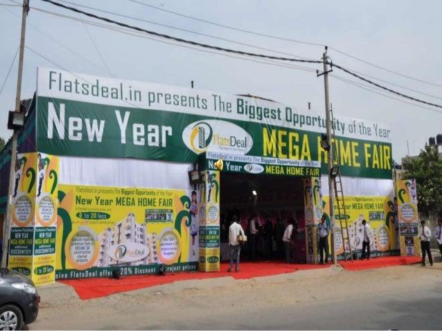 Mega Home fair of Flats Deals with Dreamz Infra