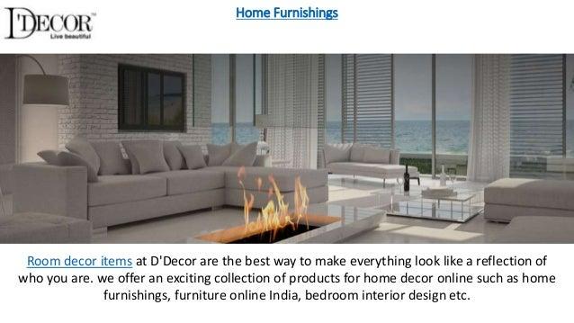 Home furnishings ideas