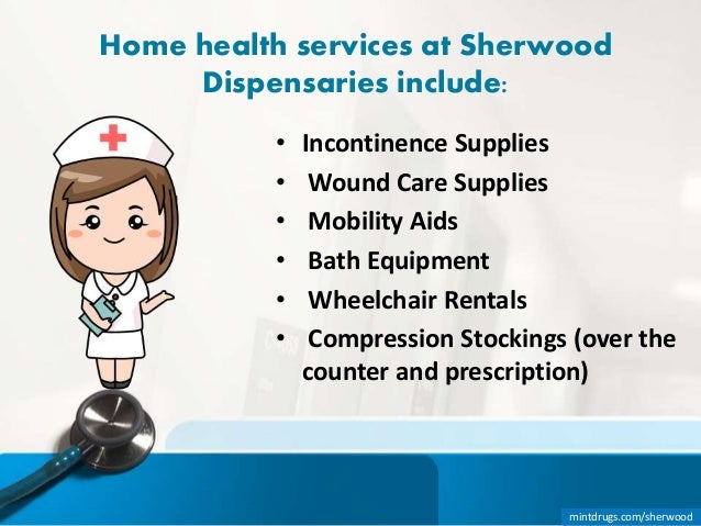Home Health Services At Sherwood