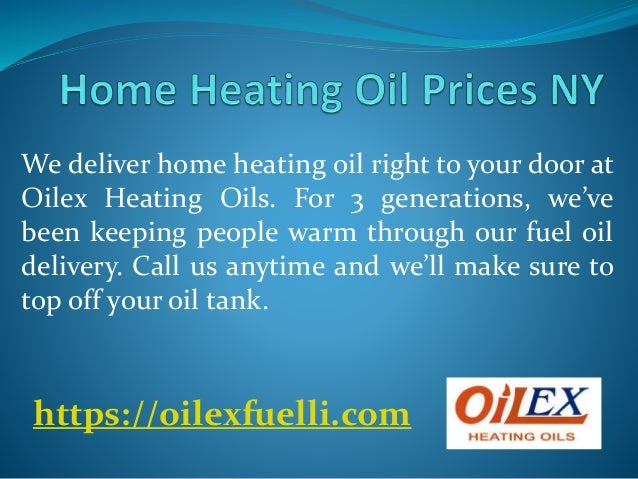 Heating Oil Prices >> Home Heating Oil Prices Ny