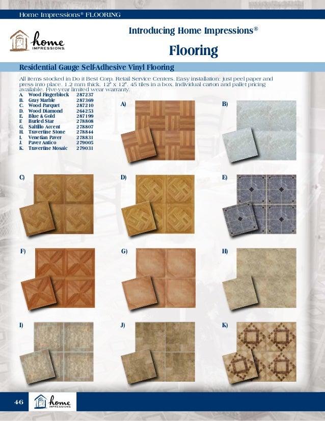 Home Impressions Catalog 2015