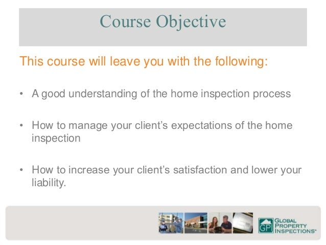 home inspection 101 for real estate agents canada