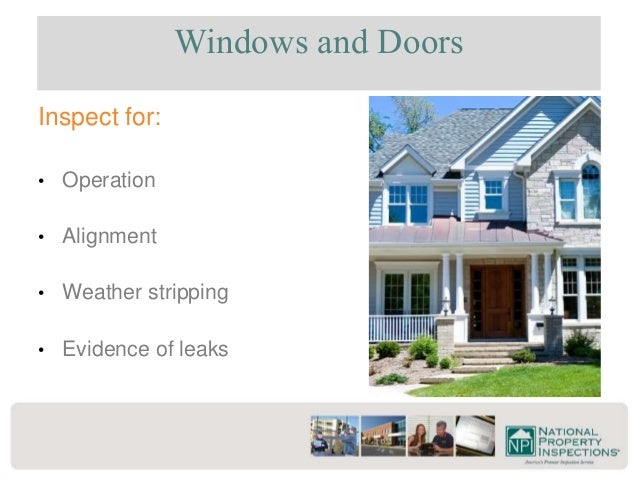 Home Inspection 101 For Real Estate Agents Us