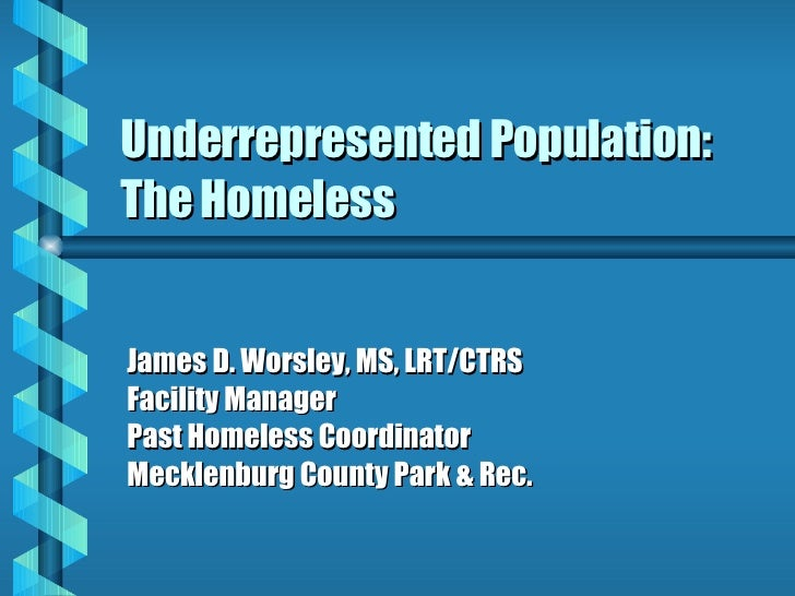 Homeless presentation for Homeless essay topics