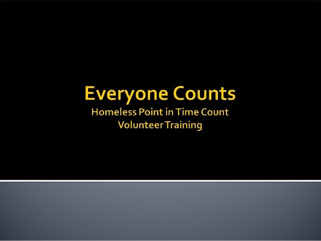 Fifth biennial SC statewide count of people                 who are homeless Background planning SC Methods   Sheltered...