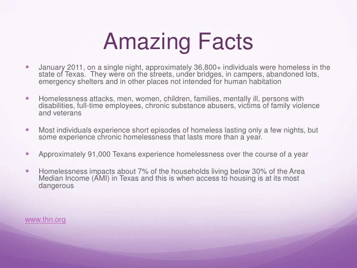 homelessness in texas 22 amazing facts