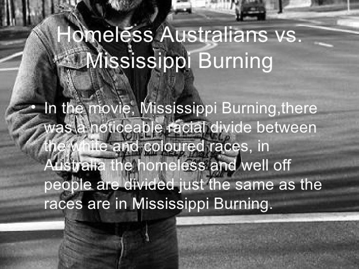 Homeless Australia | there s more to homelessness than