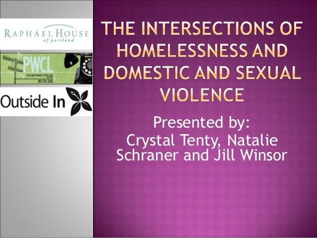 Presented by: Crystal Tenty, NatalieSchraner and Jill Winsor