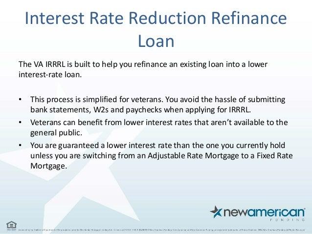 Va Home Loan Interest Rates Texas