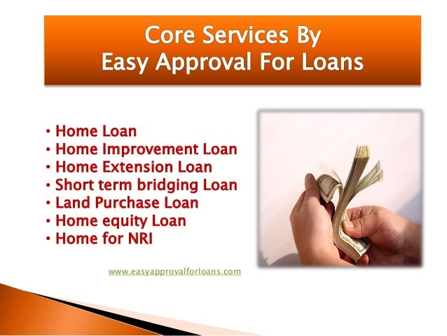 Home Extension Loan Eligibility