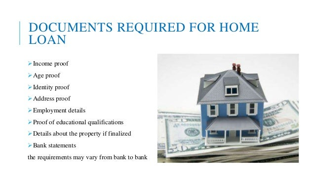 Loan To Buy Land And Build Home In India