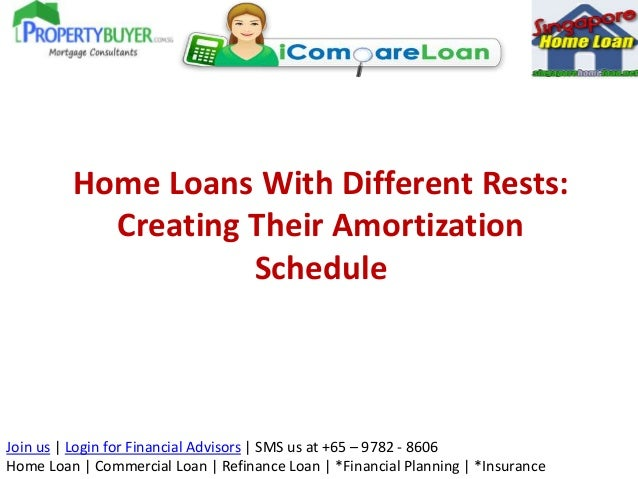 commercial amortization schedule