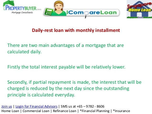 daily amortization schedule