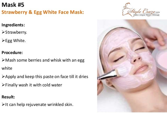 Best homemade anti aging face mask