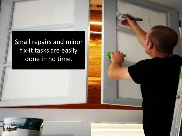 Home Maintenace Service Slide 3