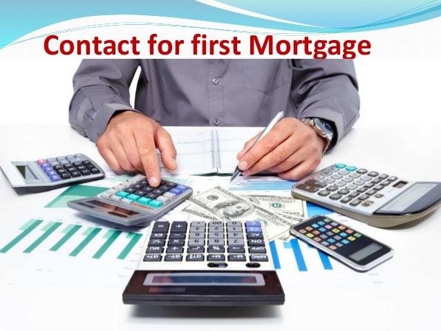 Mortgage payment calculator.