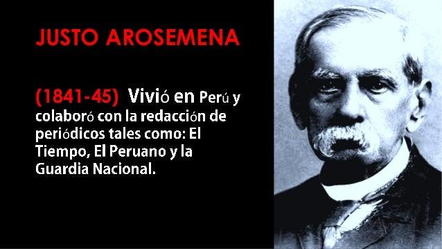 JUSTO AROSEMENA COMPILACIÓN E EDICIÓN_ JULIANA VILLAMONTE E ALSOLA 29 (1841-45) ó ú ó ó ó