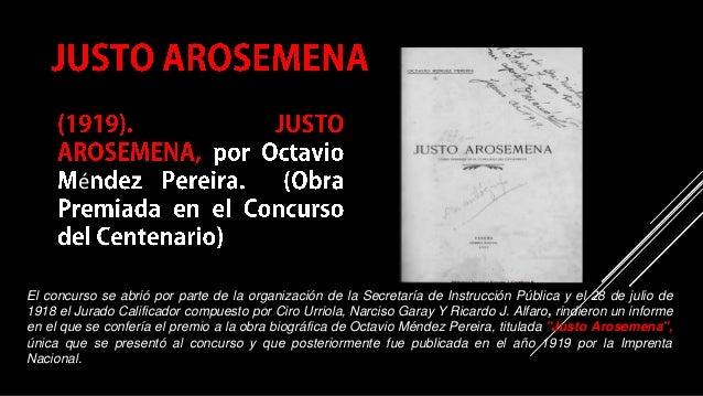 COMPILACIÓN E EDICIÓN_ JULIANA VILLAMONTE E ALSOLA 72 é El concurso se abrió por parte de la organización de la Secretaría...
