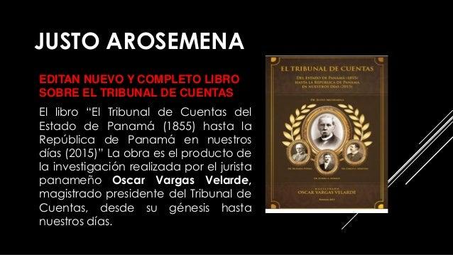 COMPILACIÓN E EDICIÓN_ JULIANA VILLAMONTE E ALSOLA 77 JUSTO AROSEMENA EDITAN NUEVO Y COMPLETO LIBRO SOBRE EL TRIBUNAL DE C...