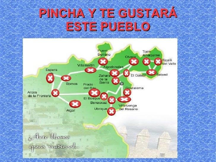 PINCHA Y TE GUSTARÁ ESTE PUEBLO