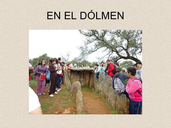 EN EL DÓLMEN