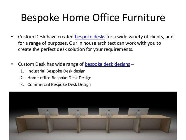Bespoke Home Office Furniture Ideas from image.slidesharecdn.com