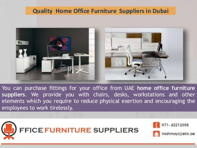 2. Quality Home Office Furniture ...