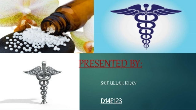 SAIF ULLAH KHAN D14E123 PRESENTED BY:
