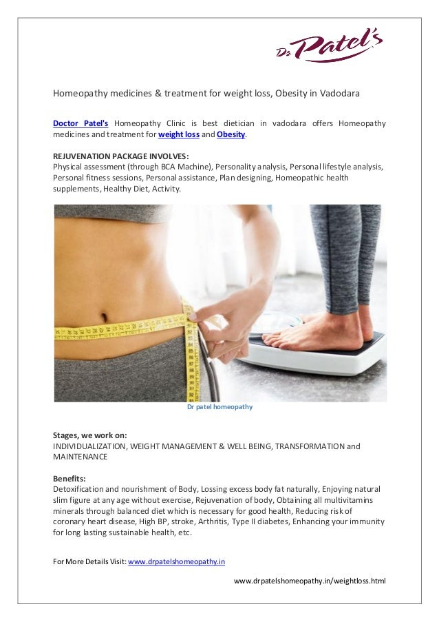 Homeopathy Medicines Amp Treatment For Weight Loss Obesity In Vado