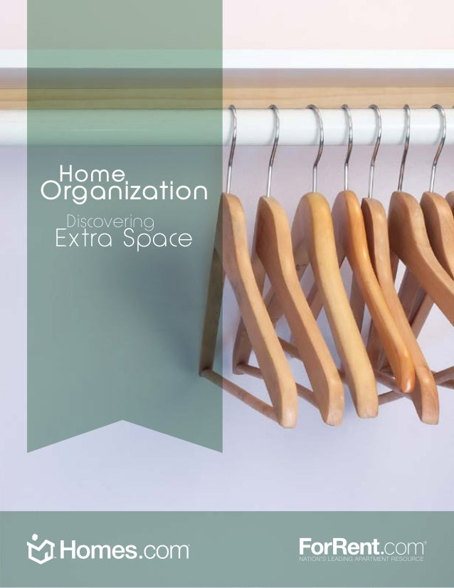 Extra Space Discovering Home Organization