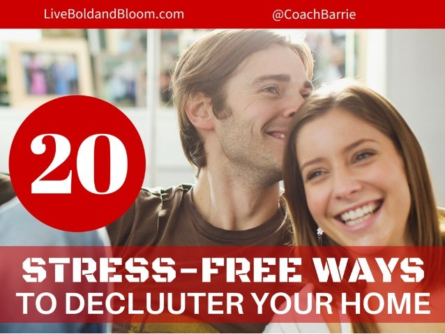 Get Started With Discount Pricing on… 10-Minute Declutter: Stress-Free Habit For Simplifying Your Home CLICK HERE GET IT O...