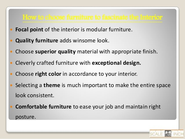 Harmonize Interior with Quality Furniture  2. Wooden Furniture Online Shopping for Home in India   Scale Inch
