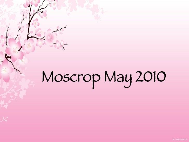 Moscrop May 2010